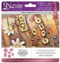 Die'sire Mixed Media Dies - Ribbon Buckles